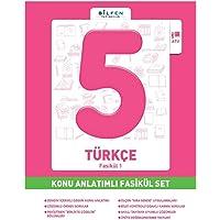 5. Sınıf Türkçe Konu Anlatımlı Fasikül Set - Bilfen Yayıncılık