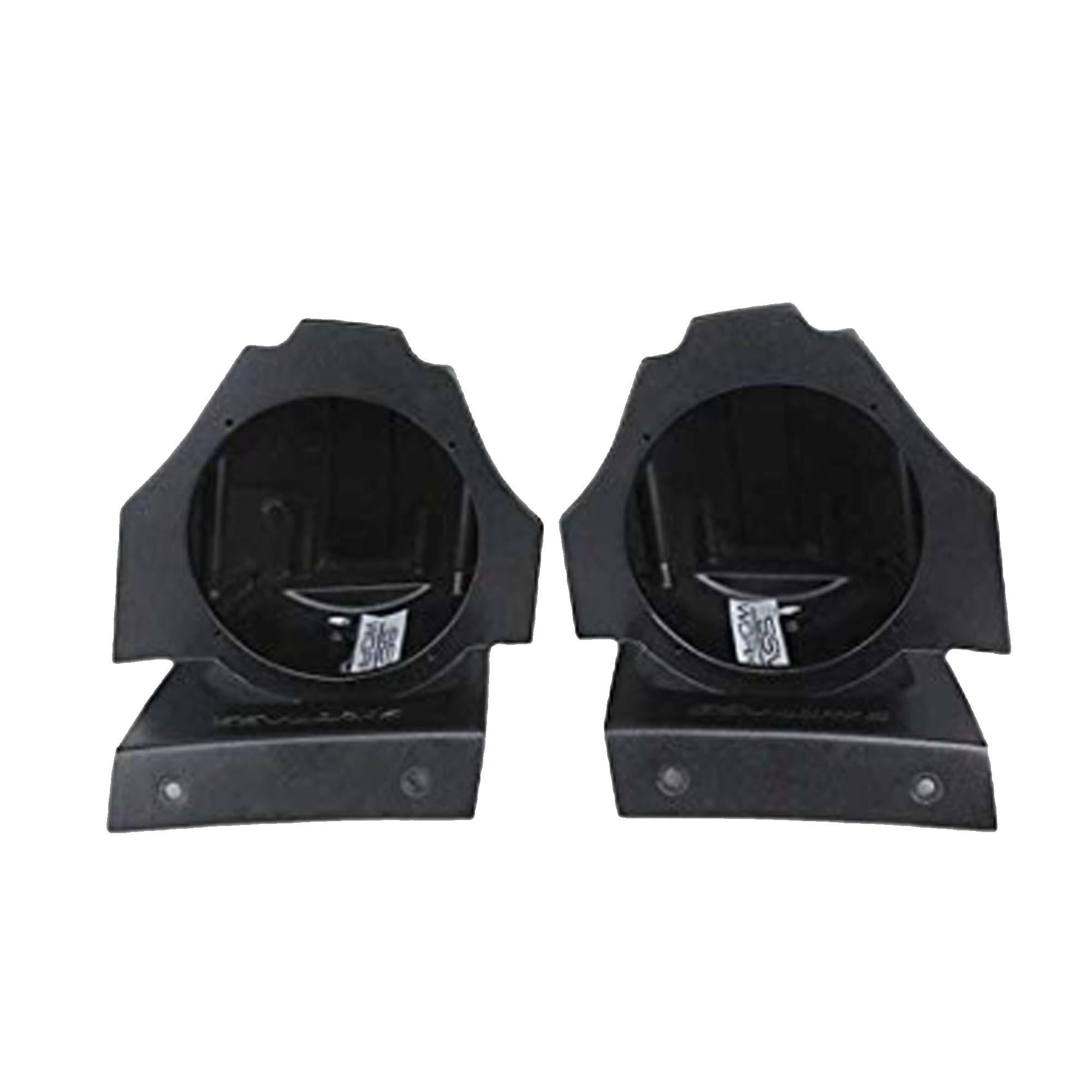 SSV Works Polaris Slingshot 6.5'' Behind Seat Under Hoops Speaker Pod Enclosures