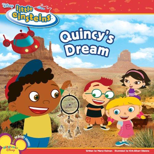 Disney's Little Einsteins: Quincy's Dream (Disney's Little Einsteins (8x8))