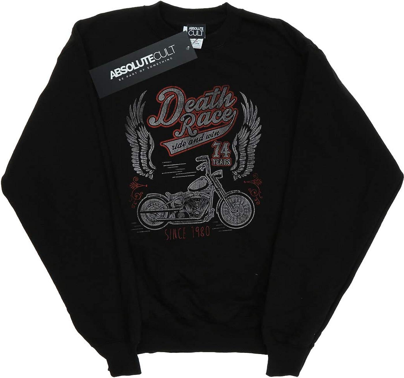 Absolute Cult Drewbacca Girls Death Race 1980 Sweatshirt