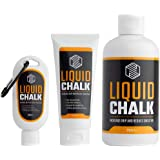 Liquid Chalk | Sports Chalk | Superior Grip and Sweat-Free Hands for Weightlifting, Gym, Rock Climbing, Bouldering…