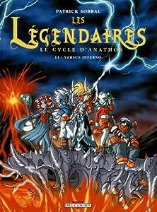 """Afficher """"Les légendaires n° 11 Versus inferno"""""""