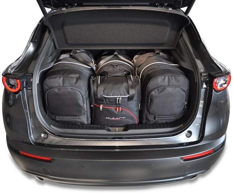 Kjust Dedizierte Kofferraumtaschen 4 Stk Set Kompatibel Mit Mazda Cx 30 I 2019 Koffer Rucksäcke Taschen
