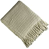 Brielle Winding Wave Throw, Sage