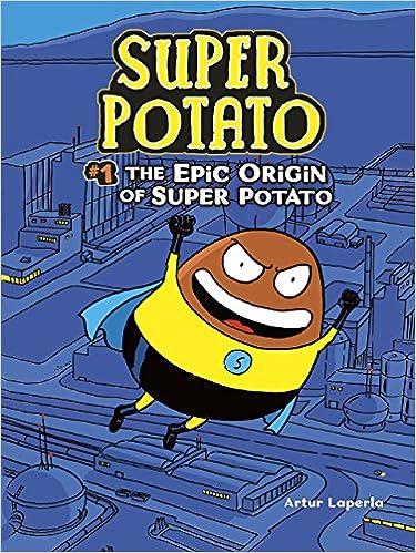 The epic origin of super potato pdf free. download full