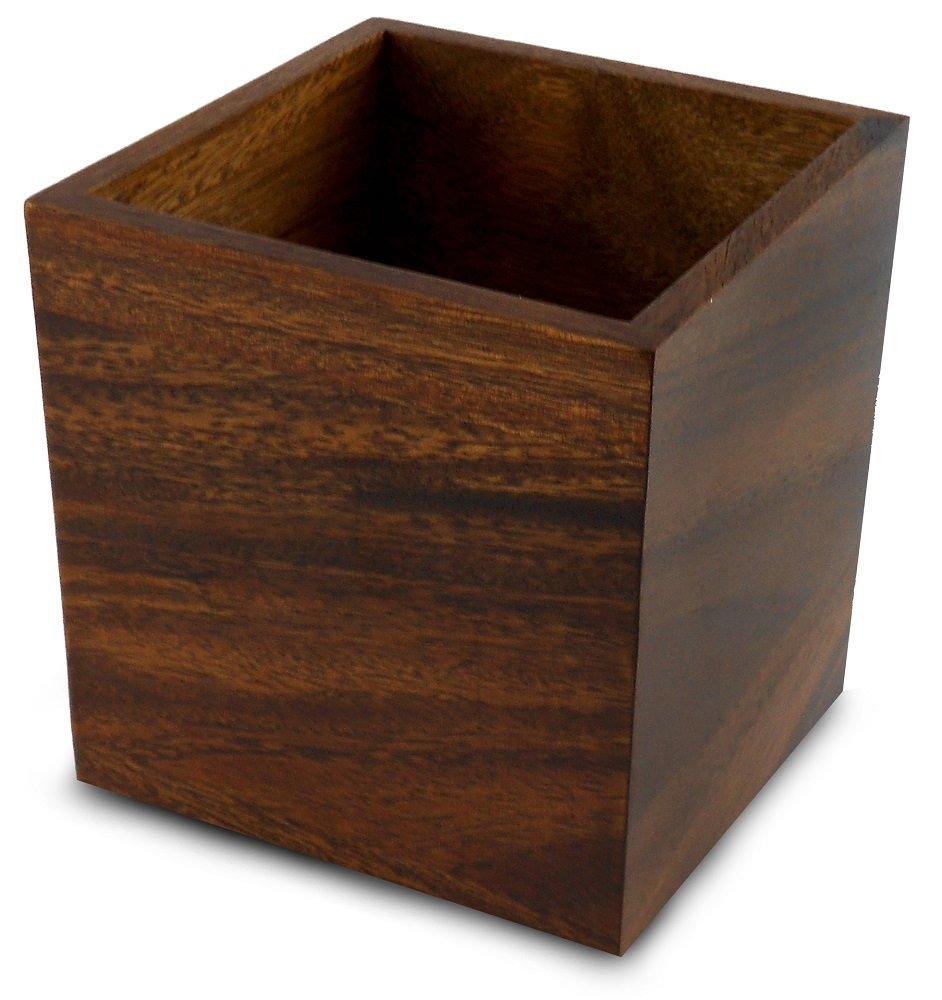 Enrico 1466 Acacia Wood Utensil Box