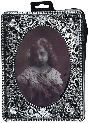 Little Girl Lenticular Portrait | Halloween -