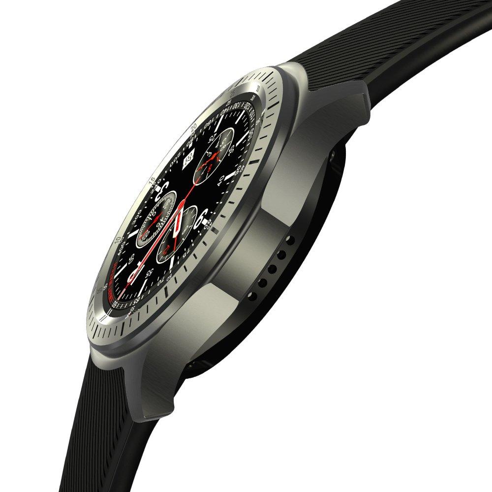 Amazon.com: DUOMINUO DM368 - Reloj inteligente con monitor ...