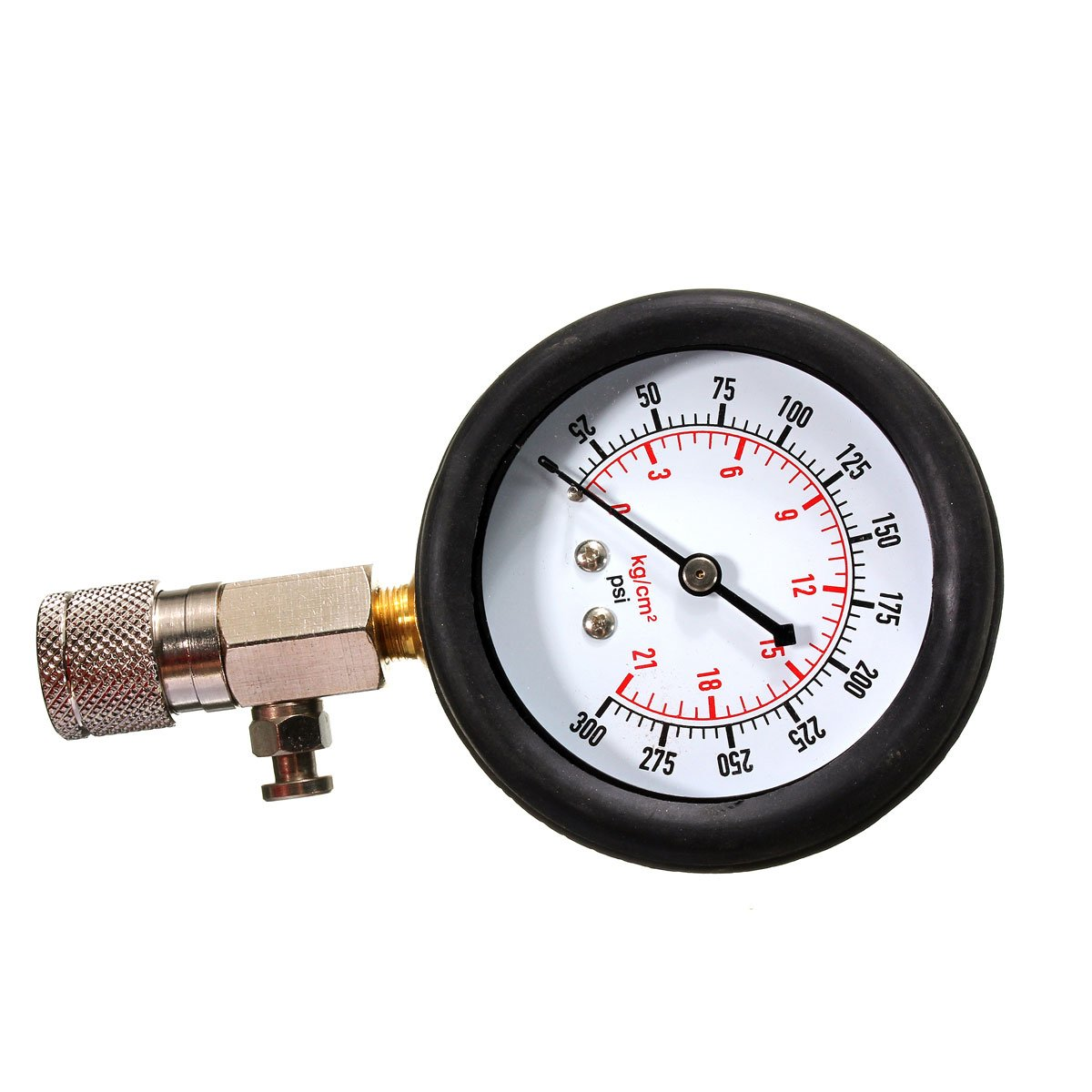 Winnerbe Automotive Petrol Engine Compression Tester Test Kit Gauge Car Motorcycle Tool by Winnerbe (Image #3)