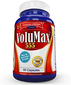 "Giveaway: ""VoluMax 555 ""Male Stamina Energy"
