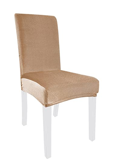Exceptionnel Panovous Dining Chair Dlipcovers Set Of 2 Stretch Chair Cover For Dinning  Room Sheen Velvet Chair