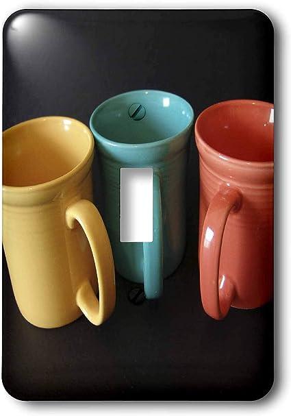 3drose Llc Lsp 12749 1 Coffee Or Tea Single Toggle Switch Switch Plates Amazon Com