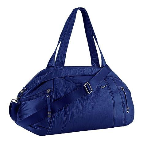 Nike Victory Gym Club Bolsa de Entrenamiento, Mujer, Azul ...