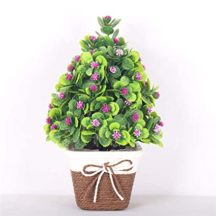 Amazon Com Artificial Plants Bonsai Tower Type Mulberry