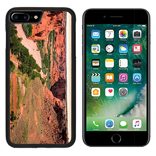 MSD Premium Apple iPhone 7 Plus Aluminum Backplate Bumper Snap Case IMAGE ID: 34891579 Canyon de Chelly Navajo indian reservation northern Arizona