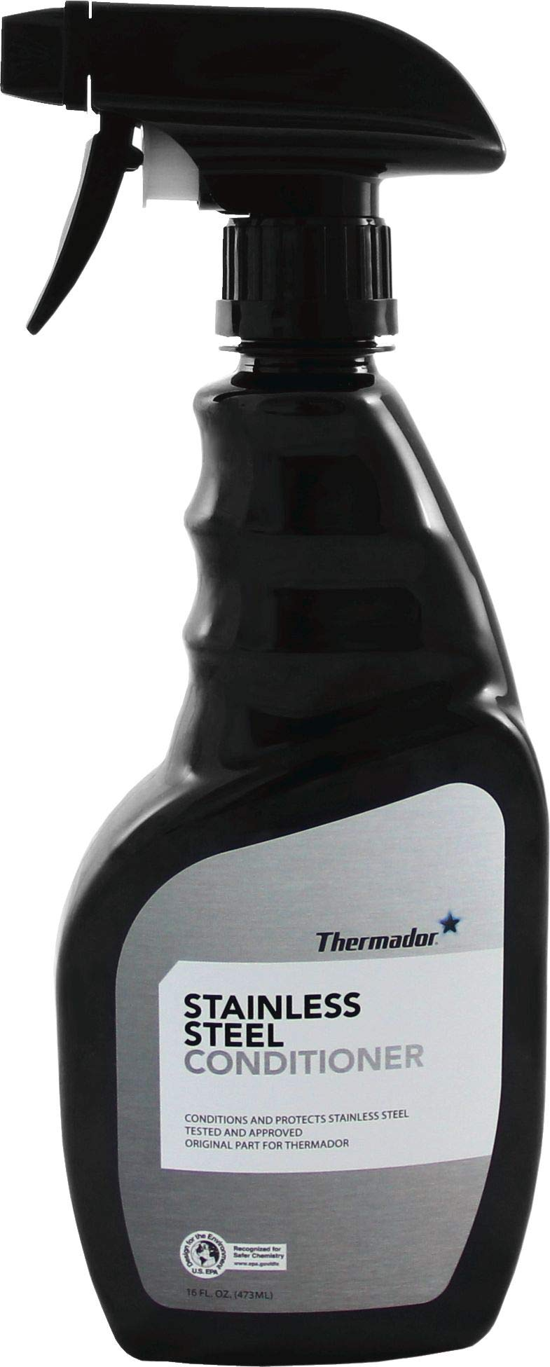 Thermador 00576697 Stainless Steel Conditioner Spray Bottle 2-Pack by Thermador