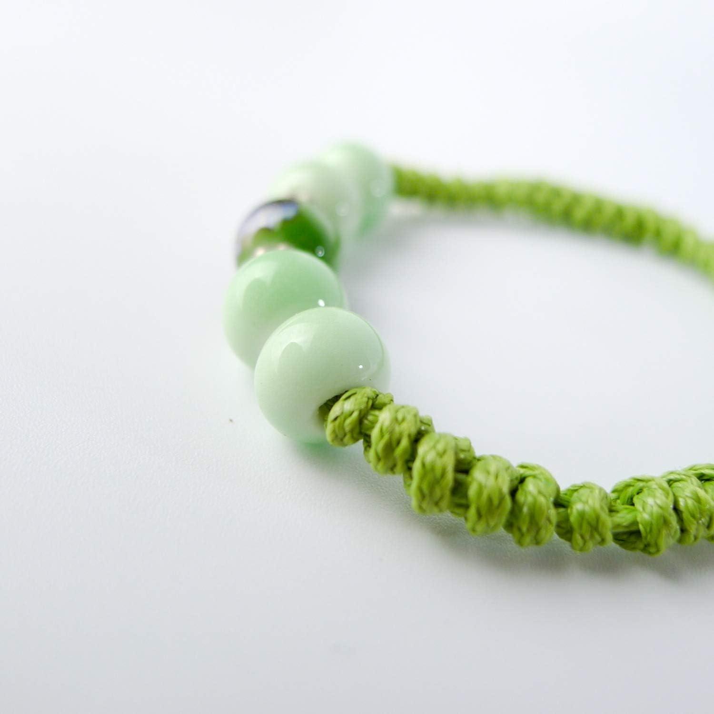 Ladys beauty store Hbohemian Charm Ceramic Bracelet for Women Gift Strand Bracelets
