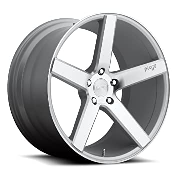 Niche Road Wheels >> Amazon Com Niche Road Wheels 20x10 5 Milan 5x4 5 Ms 30 72 6