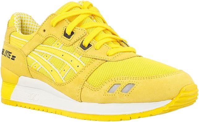 asics gel lyte jaune