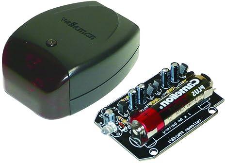 Velleman Minikits Sensor de Alarma Simulador: Amazon.es ...
