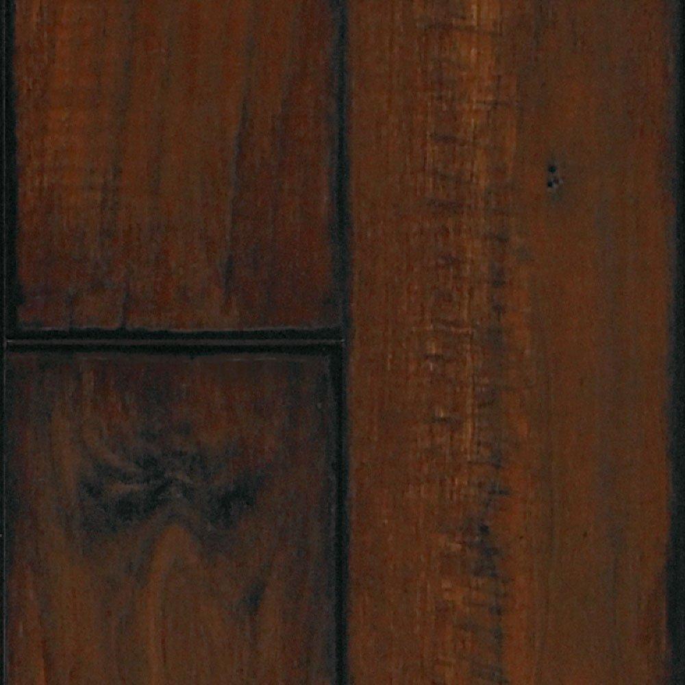 Mannington Hardware ALP061 Adura Glue Down Distinctive Collection Luxury Ashford Walnut Vinyl Plank Flooring, Foxwood by Mannington (Image #1)