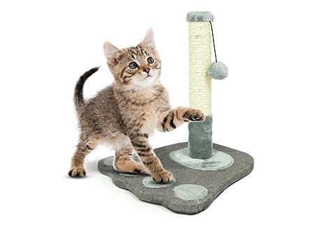 CapitanCasa - Rascador para Gatos de sisal, Modelo Pata: Amazon.es ...