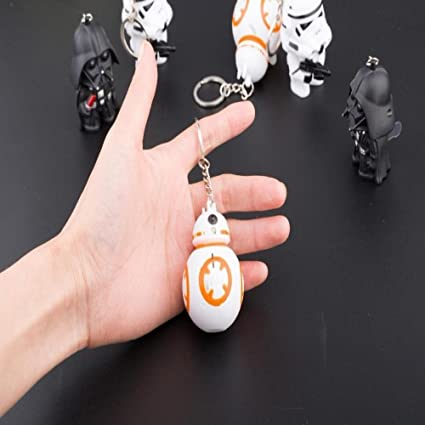 Amazon.com: 10 pcs/Set familia y amigos regalo BB8 linterna ...