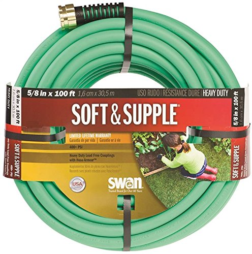 SWAN PRODUCTS CSNSS58100 SW SOFT SUPPLE RUBBER 100' HOS