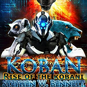 Koban: Rise of the Kobani Audiobook