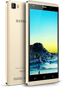 Moviles Libres 4G 16GB ROM/Memoria Extendida 32 GB, 5.0 Pulgadas 5MP Cámara Smartphone Libre Dual SIM 4G WiFi Moviles Buenos Smartphone Batería 2800mAh DUODUOGO J3 Teléfono Móvil Libre (2019): Amazon.es: Electrónica