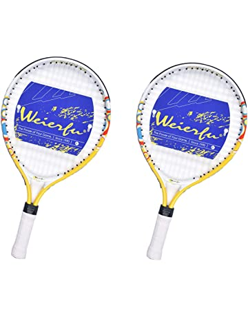 ac39086a679 weierfu Junior Tennis Racket for Kids Toddlers Starter Racket 17-21