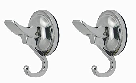 Suction Hook/SFTlite [2 Pack] Vacuum Suction Cup Hooks, Wall Hook,