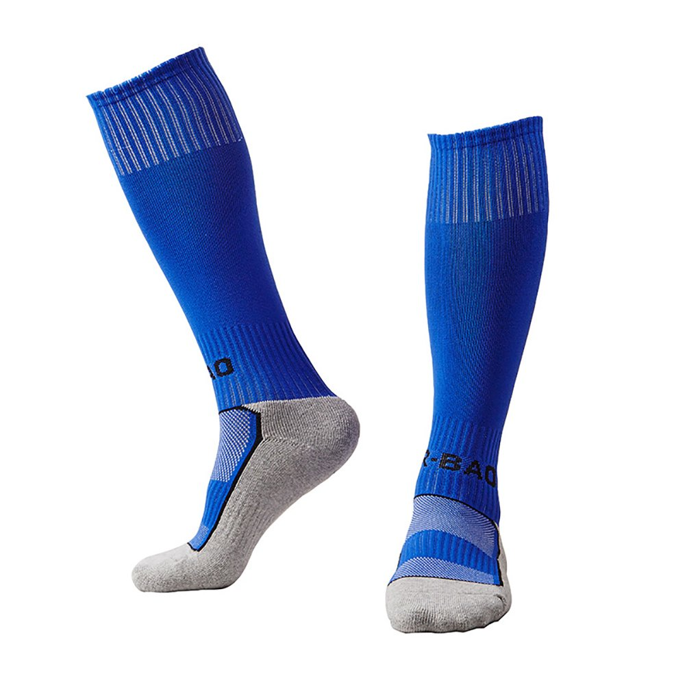 LITAO SOCKSHOSIERY ユニセックスキッズ B072F6WD2V ブルー ブルー