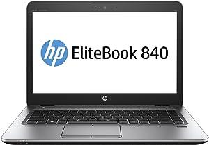 "HP EliteBook 840 G3 Business Laptop: 14"", Intel Core i5-6300U, 256GB SSD, 16GB DDR4, Fingerprint Reader, Backlit Keyboard, Windows 10 Professional 64 bit"