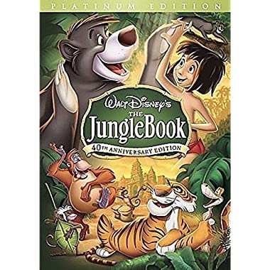 The Jungle Book [DVD] 2 Disc Platinum Edition (2007)