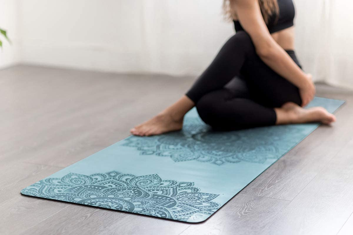 Alfombrilla de Corcho Yoga Design Lab