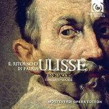 Monteverdi: Il Ritorno d'Ulisse in Patria (Concerto Vocale/Jacobs)