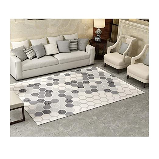 Amazon.com: XIAOPING Carpet, Bedroom Living Room Coffee ...