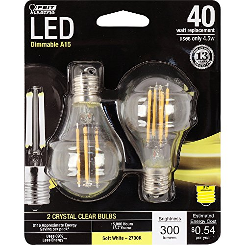 Intermediate Base Led Lights - 2