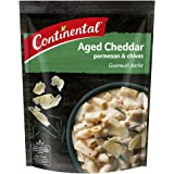 CONTINENTAL Gourmet Pasta (Side Dish) | Aged Cheddar Parmesan & Chives, 90g