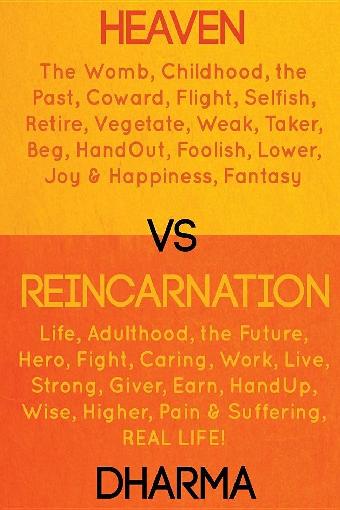 Download Heaven vs Reincarnation pdf epub