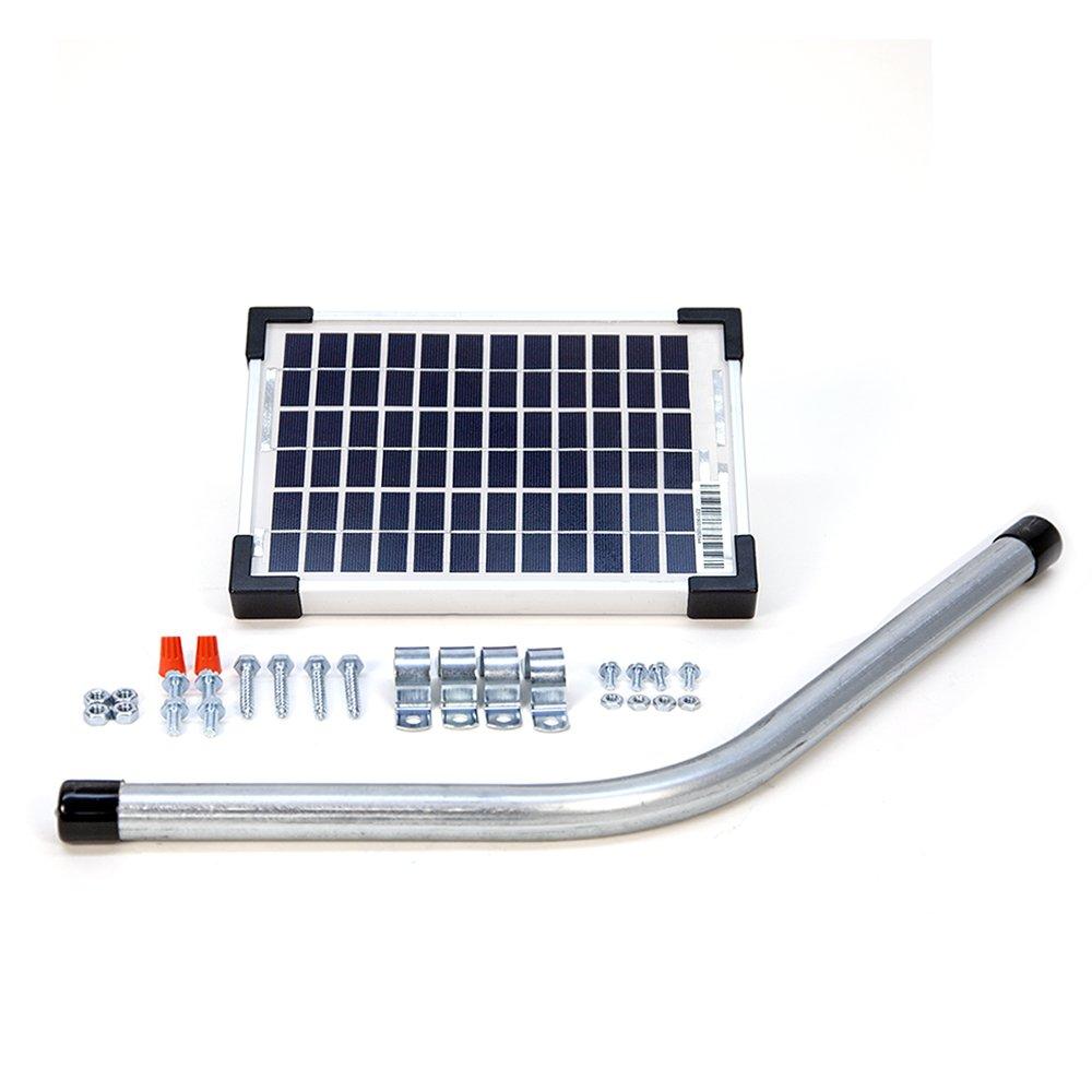 Watt solar panel kit fm for mighty mule automatic