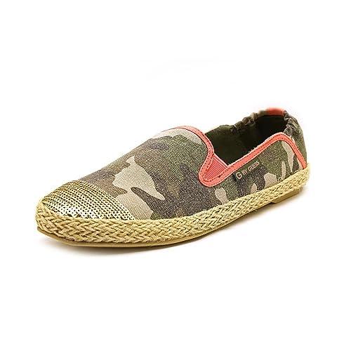 GUESS G by Jazza Mujer Mocasines Zapatos Talla: Amazon.es: Zapatos y complementos