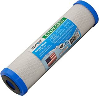 product image for Neo-Pure CTOV-2510 Carbon Block Water Filter Cartridge