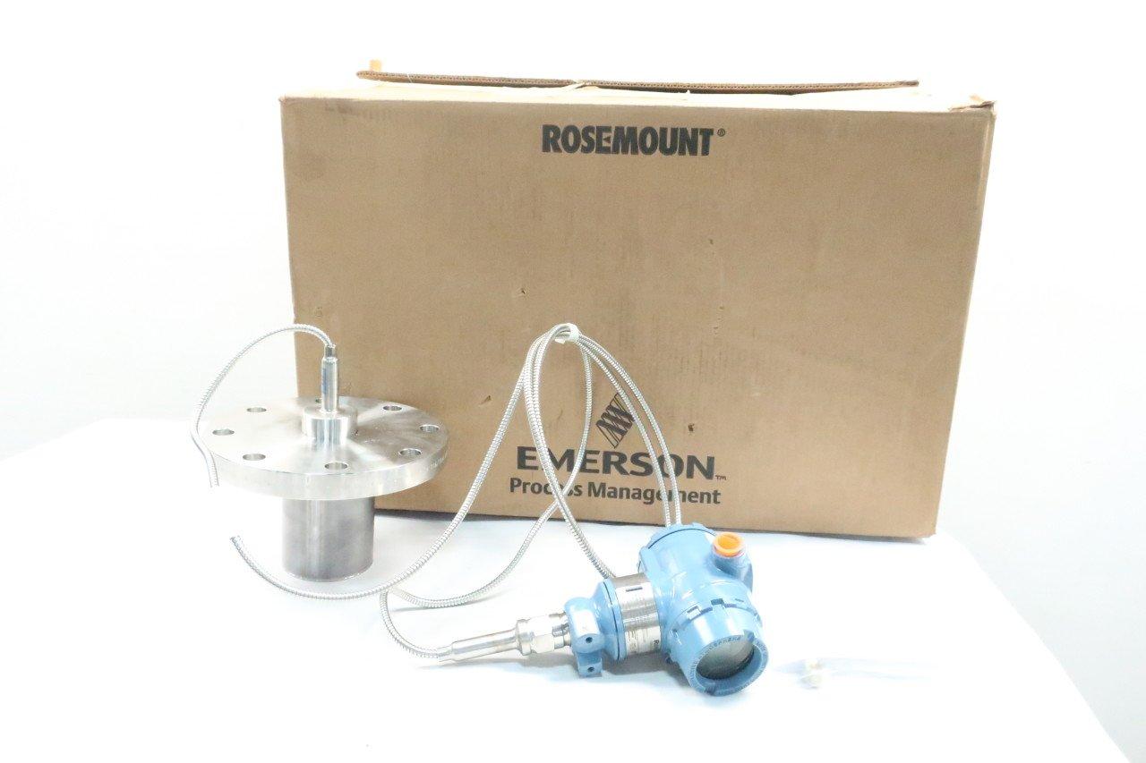 Rosemount 3051TA2A2B21AS1B4E5M5 Smart Pressure Transmitter 0-150PSI D625769