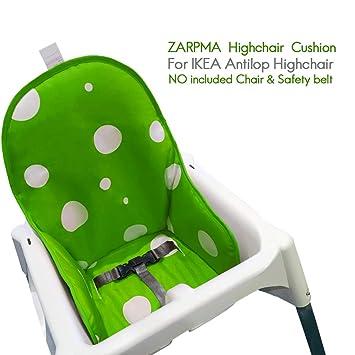 Zarpma Coussin Chaise Haute Pour Chaise Haute Ikea Antilop