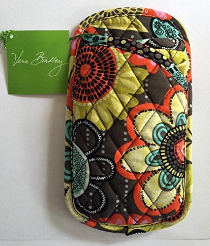 Vera Bradley Double Eye Sunglasses Holder (Flower Shower)