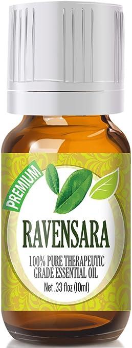 Ravensara 100% Pure, Best Therapeutic Grade Essential Oil - 10ml