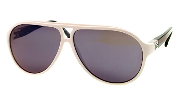 Amazon.com: Lacoste – Gafas de sol, Color l507s, Blanco ...