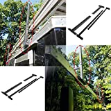 Lonwin Adjustable Roof Ladder Racks Fit for